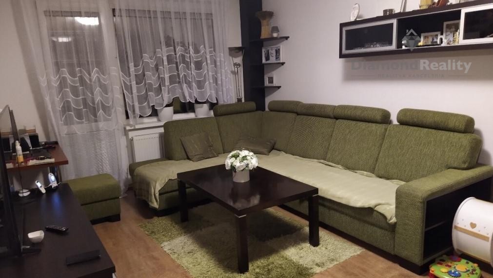 Na predaj 3 izbový byt s balkónom, Čajkovského, Trnava.